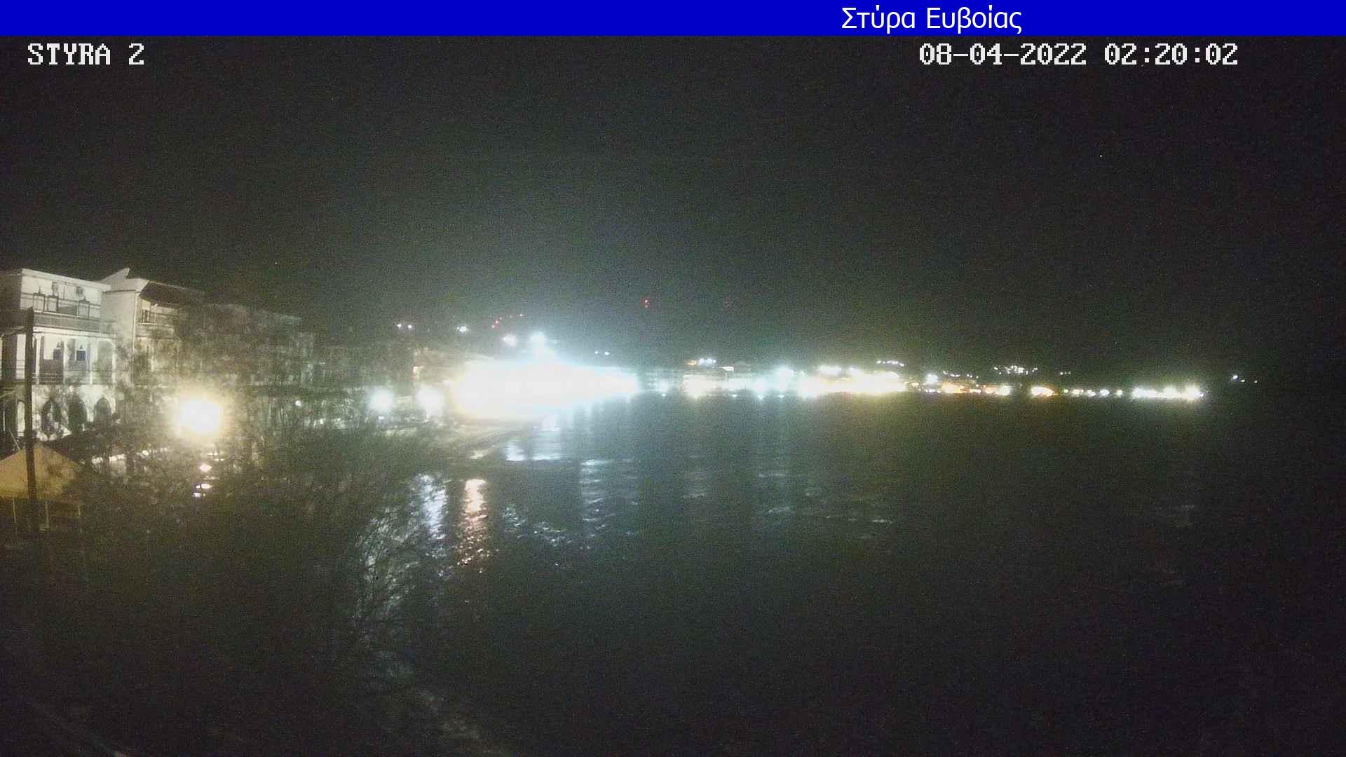 Τυχαία εικόνα από τις κάμερες Παραλία Νέων Στύρων
